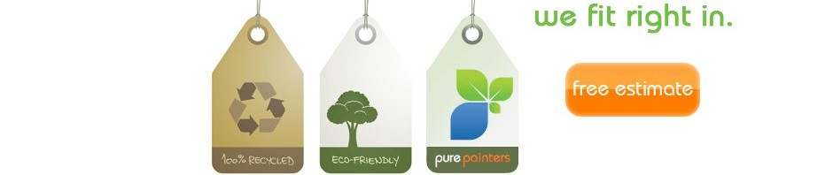 Eco friendly paint making your home a little greener for Eco friendly paint